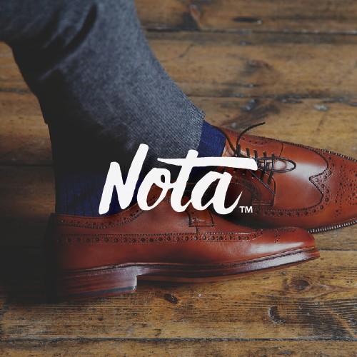 Logo for Premium Men's footwear