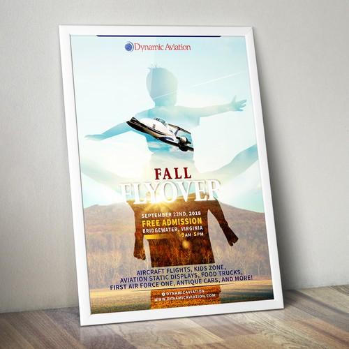 Fall Flyover