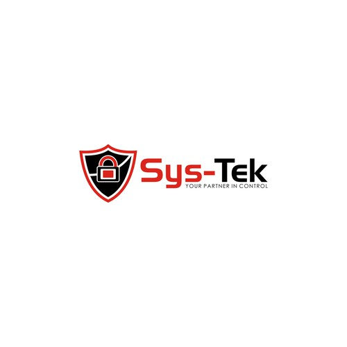 Sys-Tek Logo design