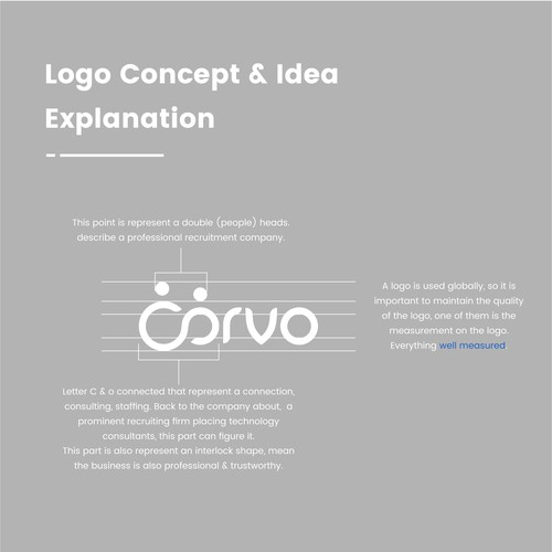 Logo Concept for Corvo