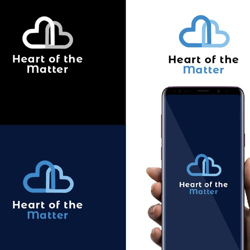 Logo Heart of the matter