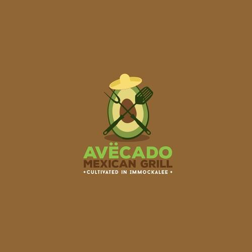 Logo concept for Avecado