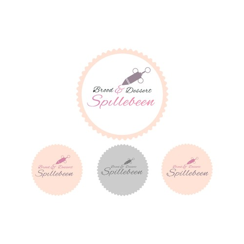 bakery and sweetshop logo design
