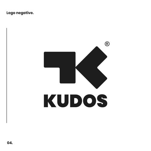 KUDOS Logo Design