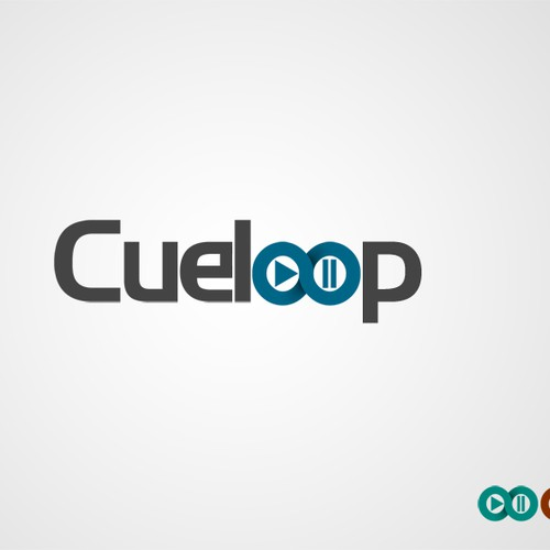 TYPO LOGO CONCEPT FOR MUSIC WEBPAGE