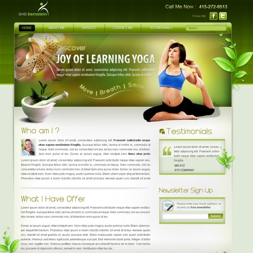 Joy of learning Yoga