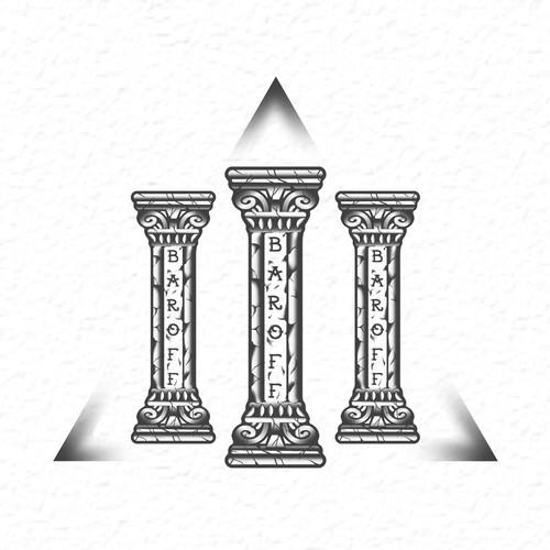Tattoo Design For BAROFF