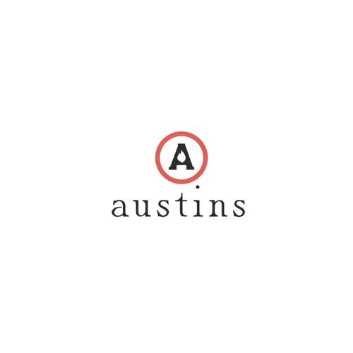 Logo for boutique restaurant