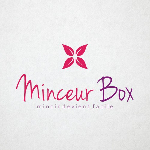 Need a creative feminine logo for a brand new weight loss box