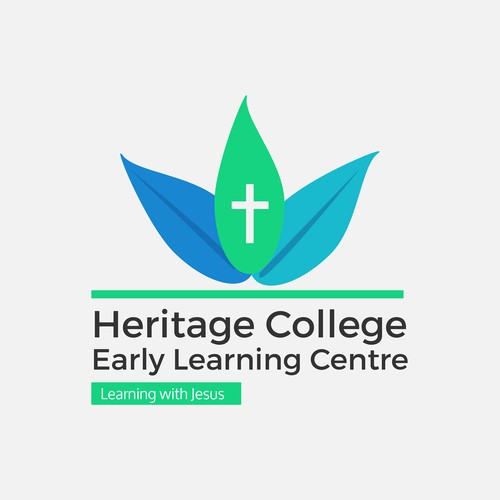 Logo concept for Heritage College