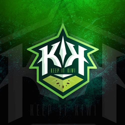 keep it kiwi logo design study