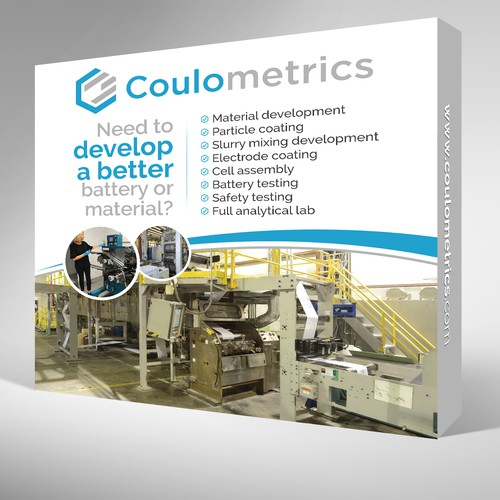 Coulometrics booth