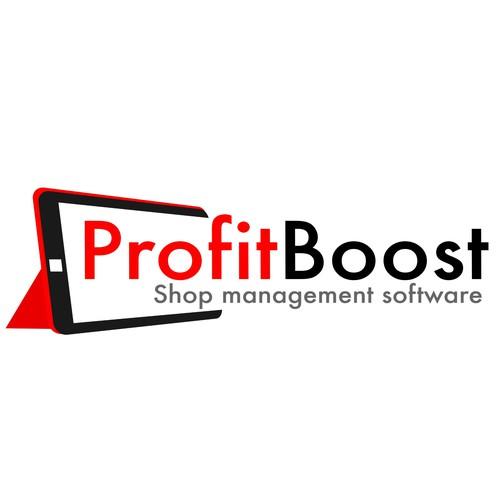 Logo concept for POS Software