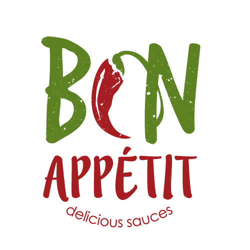 Logo design for delicious sauces