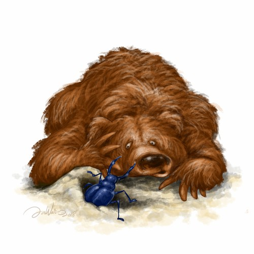 Bear & Beetle
