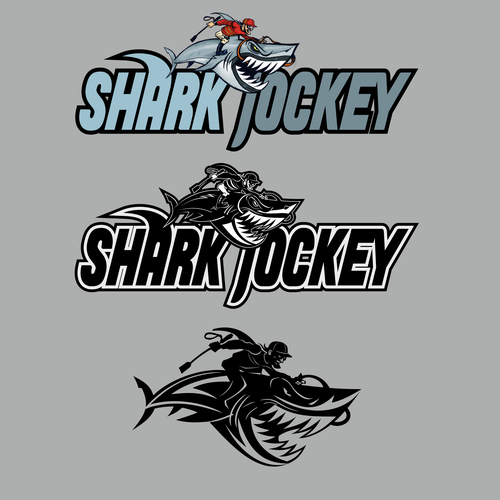 Shark Jockey Logo