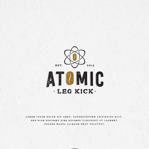 Atomic Leg kick