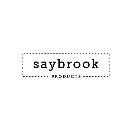 saybrooks products - logo design