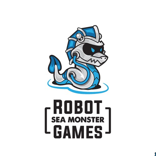 Create a logo for a video game company