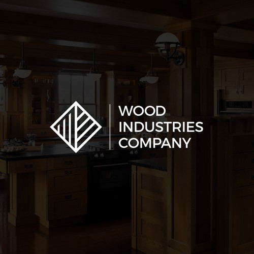 Logo for Wood Industries Company
