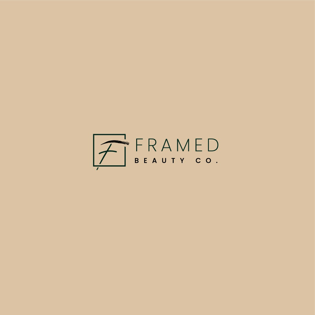 Attractive logo for permanent makeup services