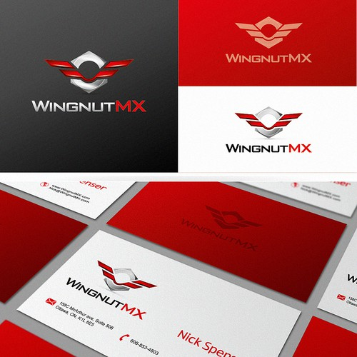 Wingnut MX needs a new logo