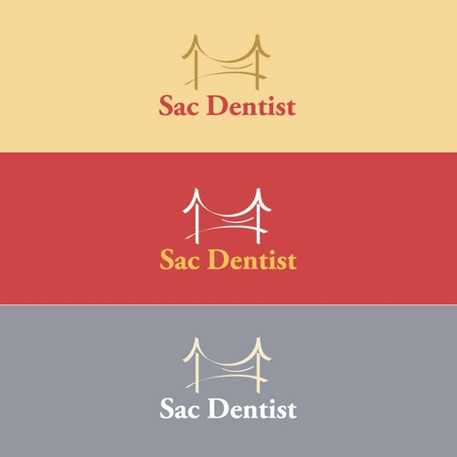 Logo Design for Sac Dentist