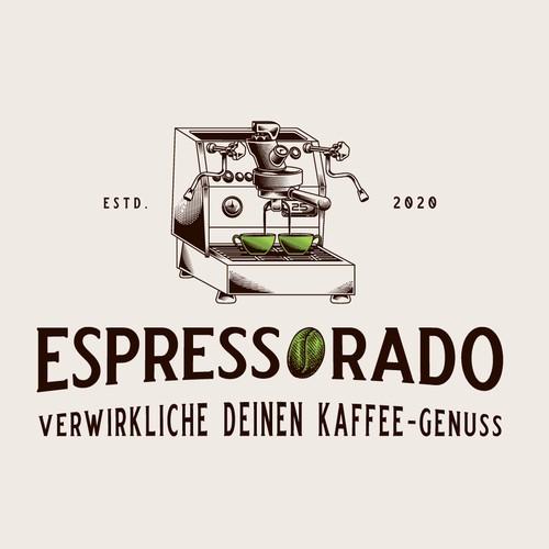 Espressorado Logo