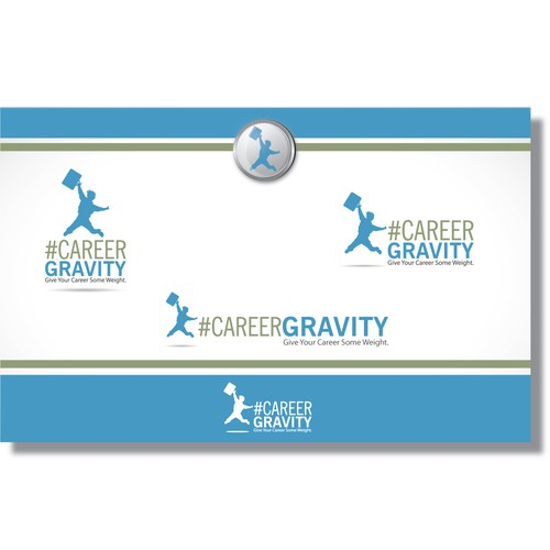 Career Gravity needs your HEAVY logo design SKILLZ