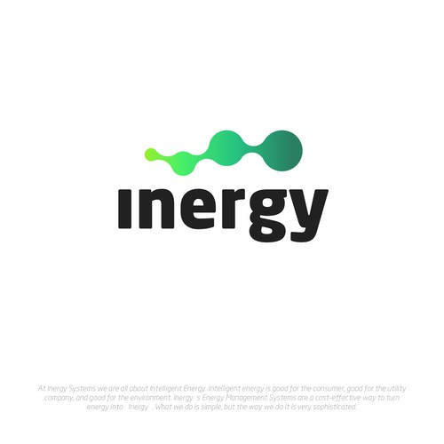 ''inergy'' - logo design