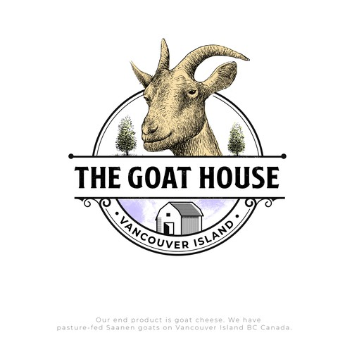The Goat House