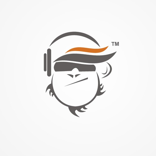 Wave Monkey Headphones needs a new logo