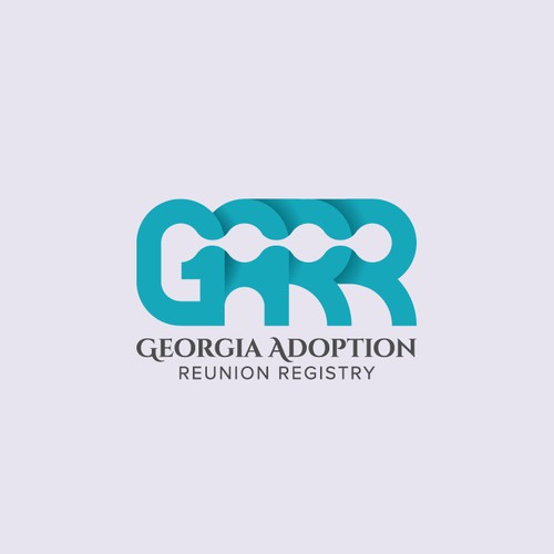 The logo for an adoption registry