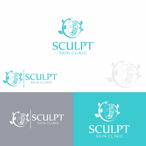Logo for medical clinic