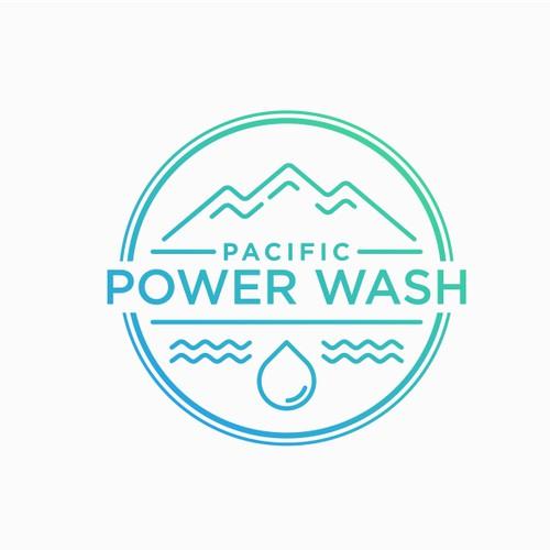 power wash logo