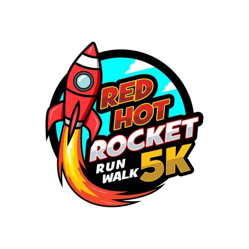RED HOT ROCKET 5K