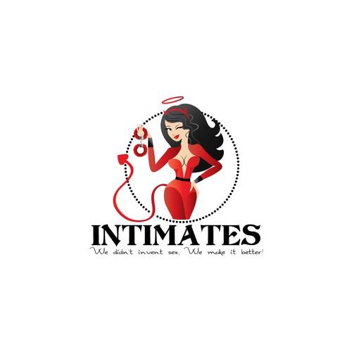 Logo design for Intimates