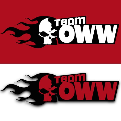 """New logo wanted for Team """"Oww"""""""