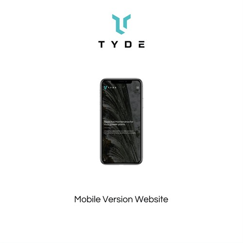 TYDE Website Design