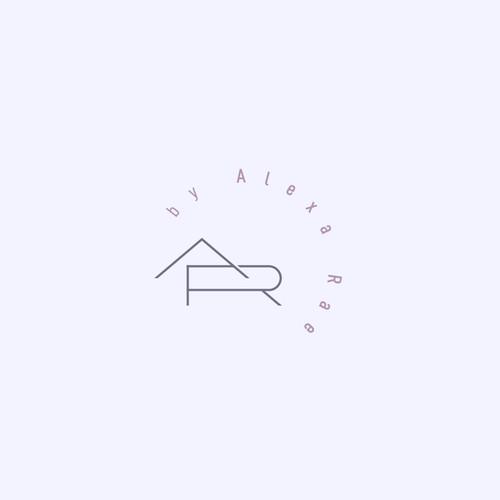 Logo design for by Alexa Rae