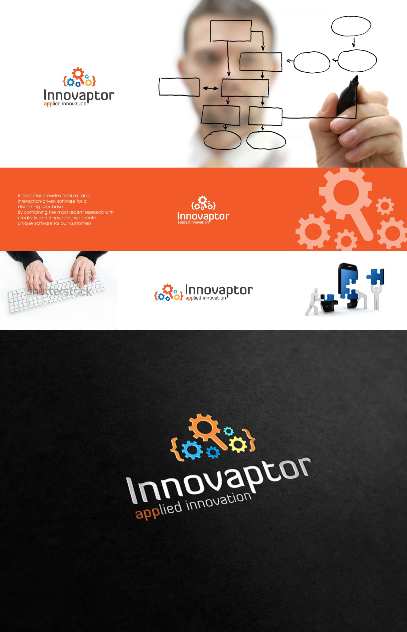 Impact Innovaptor's future with your logo!
