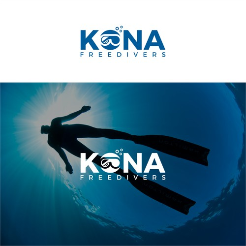 Logo design for kona