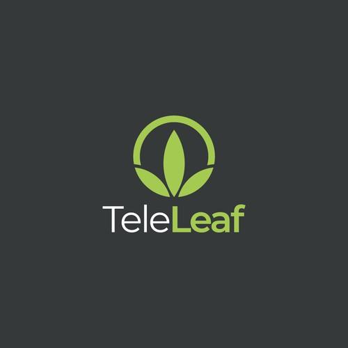 Clean logo concept for Telemedicine company