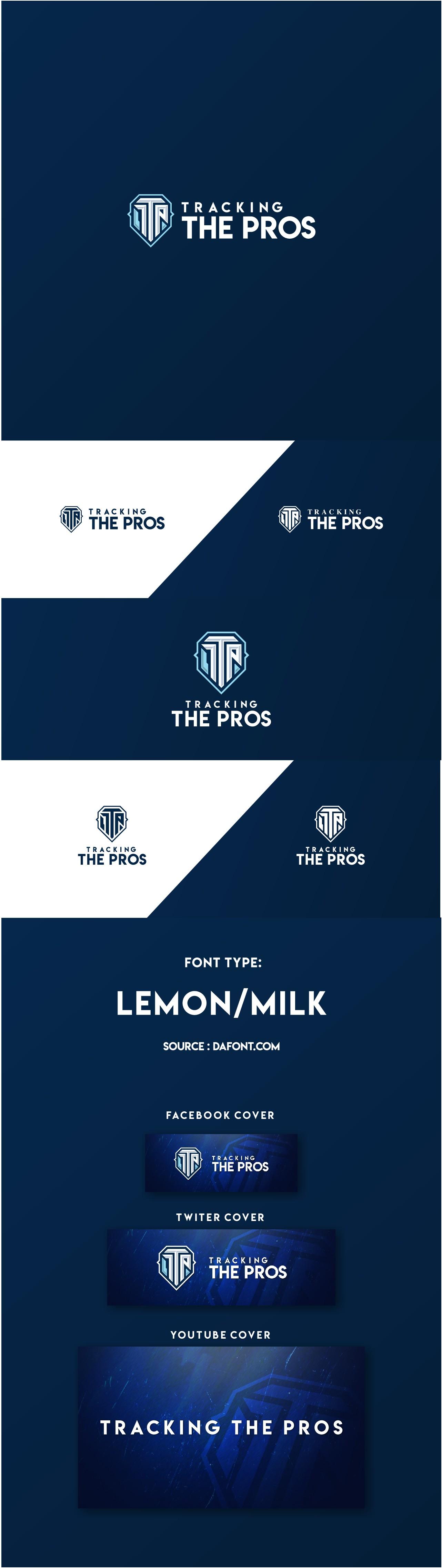 Create a new logo for a popular esport website/stream