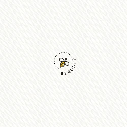 Bee Concept Logo for Apparel Company