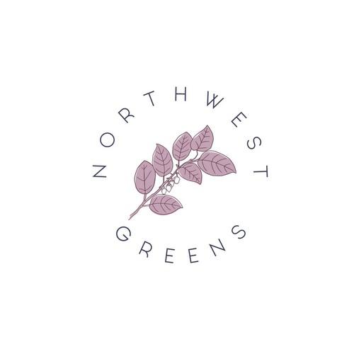 Logo for NorthWest Greens