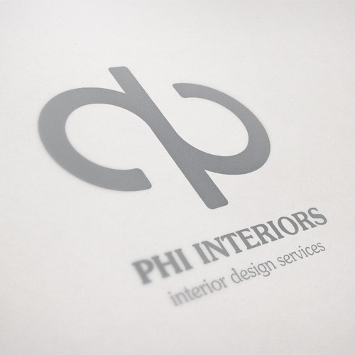 logo for Phi Interiors