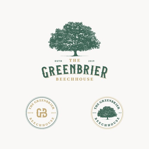 Logo for The Greenbrier Beechhouse