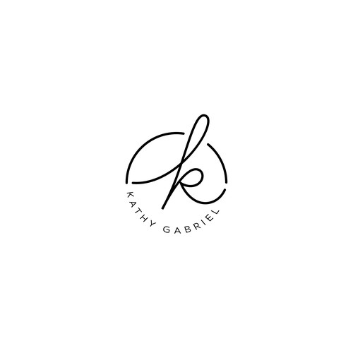Design a simple, timeless logo for yoga & wellness personality