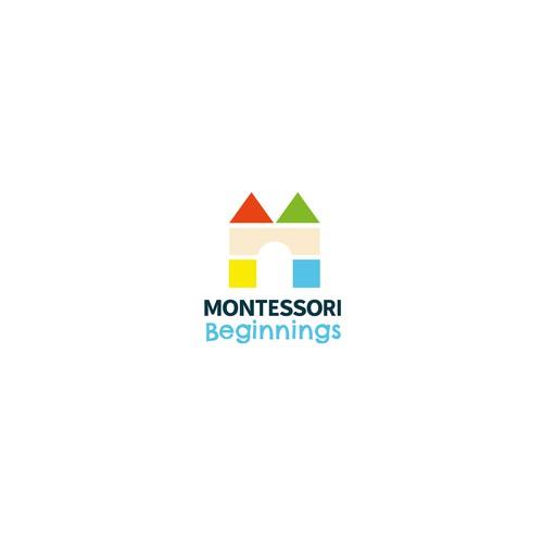 A Logo Proposal For a Montessori Daycare